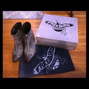 Freebird by Steven Claire Boots Size 12